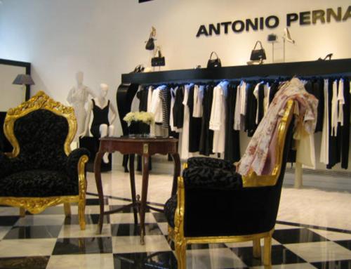 ANTONIO PERNAS · Tienda moda